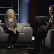 Carole King appears on Tavis Smiley 5-14-2012.  Photo by T.S. Media Inc/Van Evers