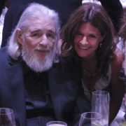 Gerry Goffin, Louise Goffin - BMI Awards. Photo by Elissa Kline