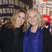 "Sherry Kondor, Carole King ""A Natural Woman"" Kennedy Library signing- Tom Fitzsimmons/Kennedy Library Foundation"