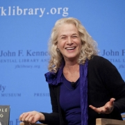 """A Natural Woman"" Kennedy Library signing- Tom Fitzsimmons/Kennedy Library Foundation"