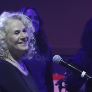 Carole King. Boston Strong. Photo By Elissa Kline