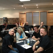 Carole & Crew. Brisbane, Australia. Photo by Elissa Kline