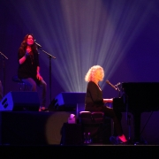 Valerie, Kate & Carole harmonize in Brisbane. Photo by Elissa Kline