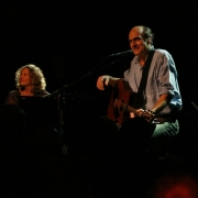 James Taylor & Carole King, Troubadour 50th Anniversary. Photo by Elissa Kline