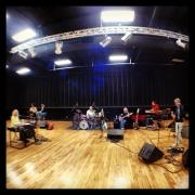 Rehearsal Instagram - Photo by Elissa Kline