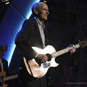 """Up On The Roof"" James Taylor.  Photo by Elissa Kline"