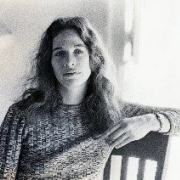 Carole in Laurel Canyon 1970. Photo by Jim McCrary from the collection of Lou Adler