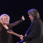 Columbus - Carole King and Danny Kortchmar.  Photo by Elissa Kline