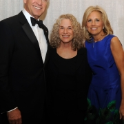 With Dr. Jill Biden and Vice President Joe Biden. Photo by Ruth David