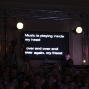 Music. Photo by Elissa Kline