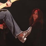 Nashville - James Taylor and Kate Markowitz. Photo by Elissa Kline