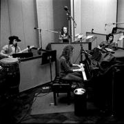 Recording Tapestry.  Photo by Jim McCrary from the collection of Lou Adler
