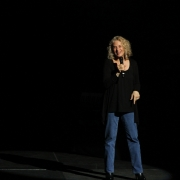 Christchurch, New Zealand - Carole King. Photo by Elissa Kline
