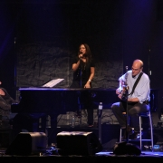 Tokyo - Carole King, Kate Markowitz, James Taylor. Photo by Elissa Kline