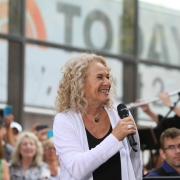 Beautiful visits the Today Show as National Tour kicks off!  Photo: Elissa Kline