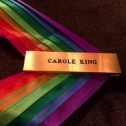 Carole gets her laurels... Kennedy Center Honors Photo by Elissa Kline