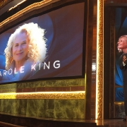 John Kerry presents performances for Carole King  Photo by Elissa Kline