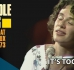 Carole King - It's Too Late (Live At Montreux 1973)