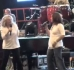 Carole King and Gloria Estefan rehearse for MGM Foxwoods show